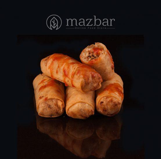 Chicken-Spring-Roll-Mazbar