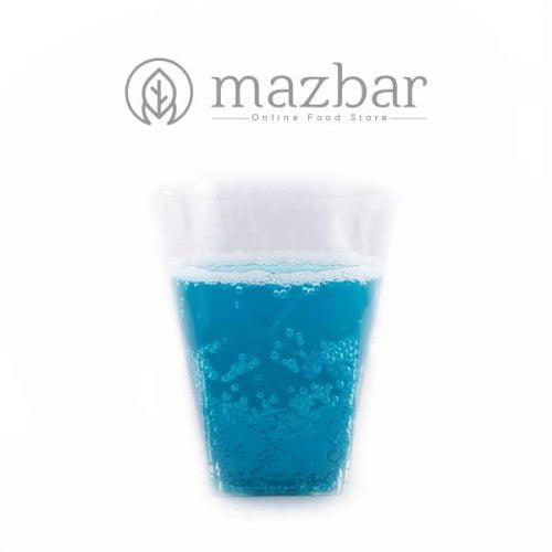 لیوان شفاف