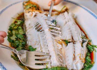 در چین هیچگاه ماهی را برنگردانید