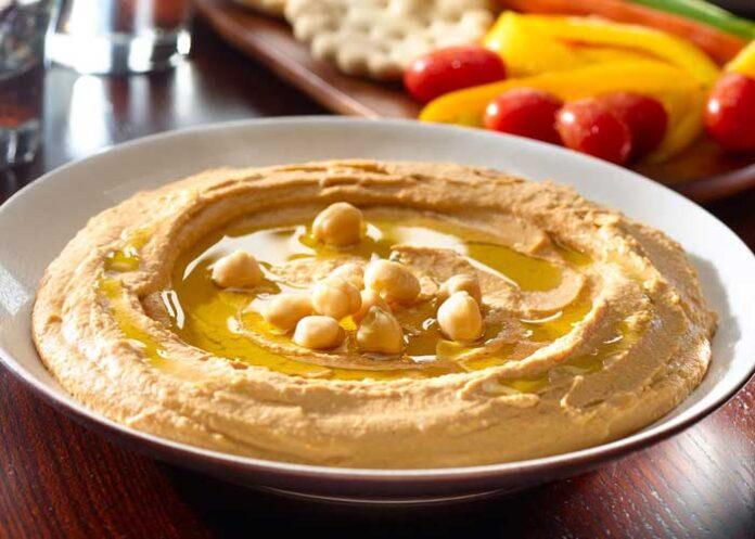 حمص را با چی بخوریم