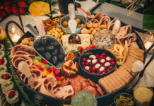 سینی-مزه-پنیر-مزبار