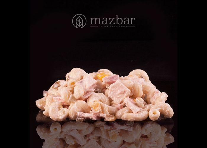 سالاد-ماکارونی