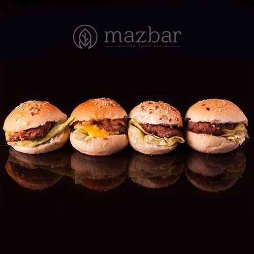 مینی همبرگر