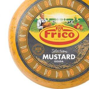 پنیر گودای خردلی