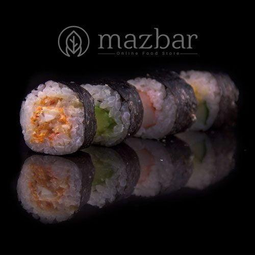 سوشی-میکس-ماکی