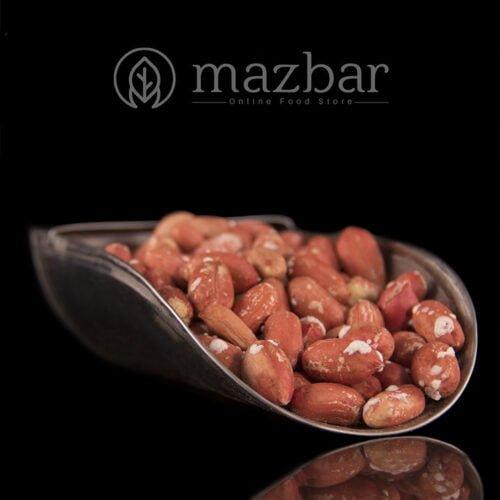 بادام زمینی ایرانی -شور