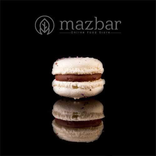 ماکارون-دارک-چاکلت