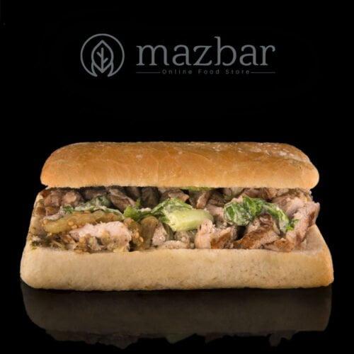 ساندویچ-چاپاتا-چیکن-ملانزانا