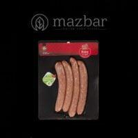 سوسیس انجوی 90 درصد گوشت