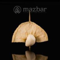سیخ سیب موزارلا