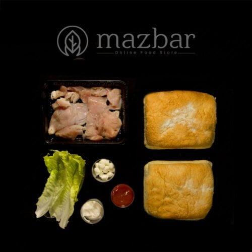 ساندویچ-چاپاتا-چیکن-مارینارا-نیمه-آماده-2عددی