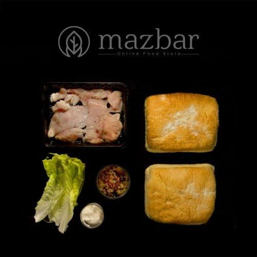 ساندویچ-چاپاتا-چیکن-ملانزانا-نیمه-آماده-2عددی