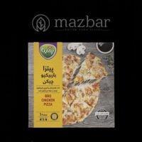 پیتزا باربیکیو چیکن