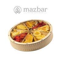 سینی-میوه-خشک-رویال-مزبار